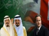 British Weapons Flow To Saudi Arabia To Put Down Resistance