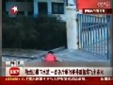 Boy Throws Firecracker Into Sewage Manhole