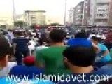 Syria - Turkish People Call Government To Resign Massive Demonstration