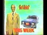 1977-78 Earl Shieb Auto Painting Commercial
