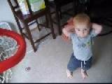 2 Year Old Boy With Amazing Basketball Shot