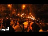 Egyptian Protesters Battle Each Other On The Streets