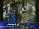 16 Year-old Boy Repeatedly Stabs Man Aboard Bus