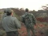 3 Mexican Hunters Hunting For Lions In Africa