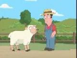 Banned From TV The Family Guy - Sheer Me Skit