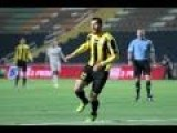 300-Israeli Beitar Fans Walk Out As Zaur Sadayev Scores His First Ever Goal For His Club