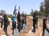 Syria - What FSA Terrorists Do When They Have Free Time Or Break