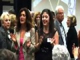 Muslims Disrupt Israeli Ambassador's Speech At Irvine CA