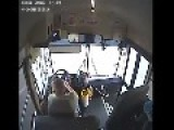 Rough Ride For Bus Driver