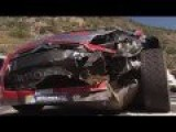 Lucky Escape For Robert Kubica In Rally Crash