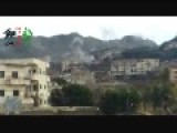 Salma, Lattakia Under Heavy Shelling