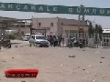 Turkish Border Guards And Fsa Terrorists Clash At Border