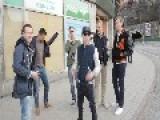 Justin Bieber Prank In Stockholm