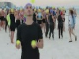 The Triathlon Juggling World Record