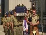 5 Fallen Diggers Return Home To Australia