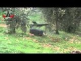 FSA Wire Guided Missile Against Small Truck