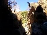 Cliff Jumping Sapphire Falls.Rancho Cucamonga, Ca