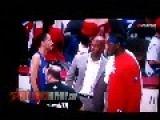 Lady Caught Masturbating Herself At Clippers Game