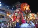 Supermodels At Rio Carnaval