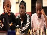Black Teens Win Praise As Young Chess Masters