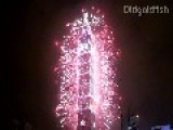 Taipei 101 - 2013 New Years Firework