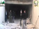Syria - FSA Rebels Attack SAA Positions With Mortar Fire 25 03