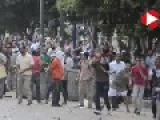 Video Showing MB Shooting With Guns On Anti morsi Protesters In Alexandria Egypt