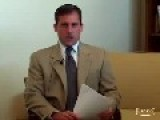 'Anchorman' - Steve Carell's Audition