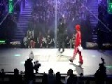 Very Talented 6-Year-Old B-Girl Destroys Breakdancing Battle Final 2013