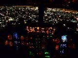 Amazing Night Footage Of Final Approach And Landing In Mexico