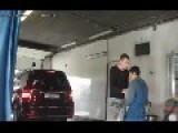 Car Wash Bust Up