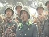 North Korea Troops Are Very Cross , And Vow To Destroy USA