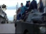 Syria - Taking The BRDM-2 For A Spin!