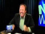 Alex Jones Finds Out Santa Clause Isn't Real