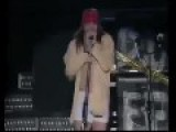 Axl Rose Asking For Reggae