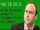 A Collection Of Failed Alex Jones Predictions