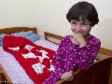 Adorable Little Girl Who Was Shot In Face & Had Family Killed By Taliban Given Facial Re-constructive Surgery In The U.S