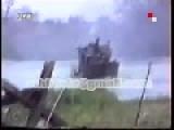 Action UNA Establish Beachhead - Croatian View