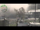 Another Shell Hits In Damascus, Insurgent Area