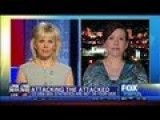 Amanda Collins To Sen Hudak: You Weren't There! - A Survivor's Story - Fox & Friends - 3-6-13