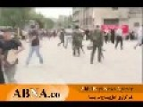 Attack Of Foreign-backed FSA Terrorists At Palestinian Refugee Camp In Syria