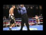 American Danny Garcia KO Britain's Amir Khan In The 4th Round