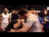 Arm Wrestling Fail
