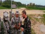 Army Rap Battle: USA Vs Slovenia