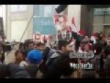 Aleppo: March In Support Of The Syrian Arab Army