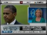 Andrea Mitchell: 'This Was Not The Time Or The Moment To Sit With The View'