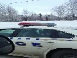 Anchorage Police Officer Reckless Driving