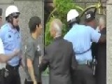 Anthony Kiedis Scuffles With Bodyguards Full Version