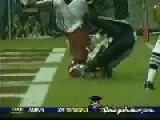 American Football's Most INSANE Catch!