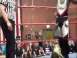 Amateur Wrestling Fail